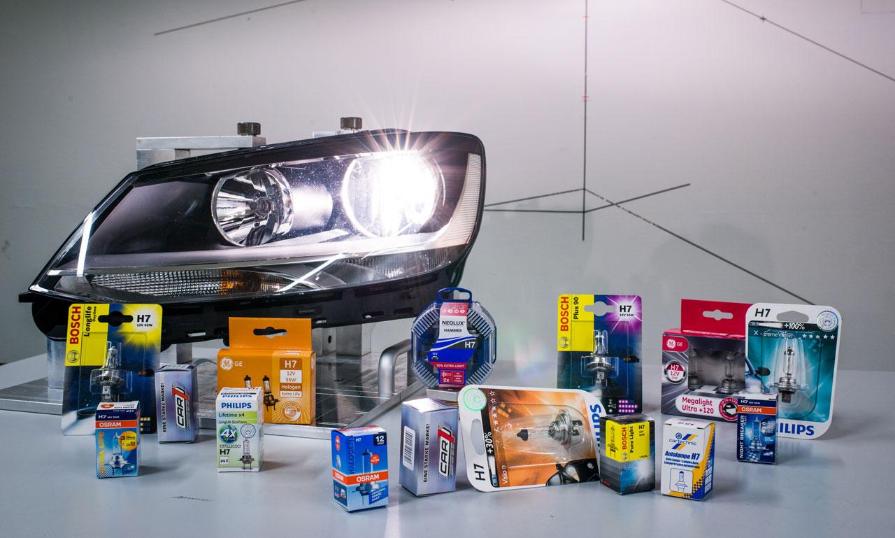 test h7 autolampen in 2017 en 2018