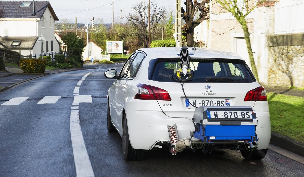 Peugeot 308 werkelijk verbruik