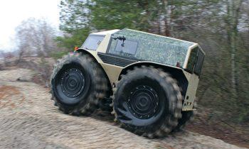 Sherp ATV 4x4