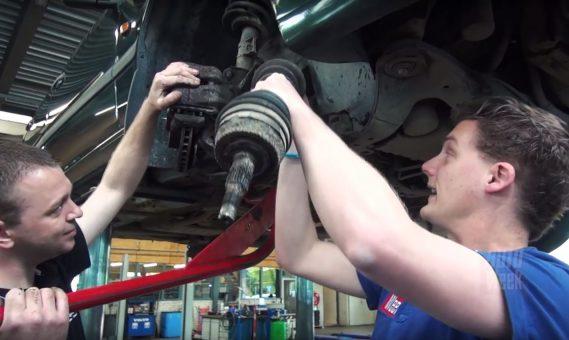Onderhoud Volvo 850