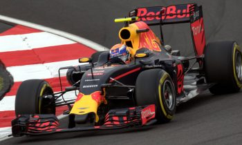 Max Verstappen in Red Bull RB12 Tag Heuer