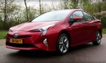 Test Toyota Prius 4 2016