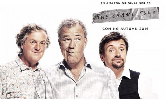 The Grand Tour op Amazon