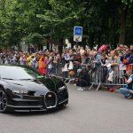 Bugatti Chiron 2016 op Le Mans 2016