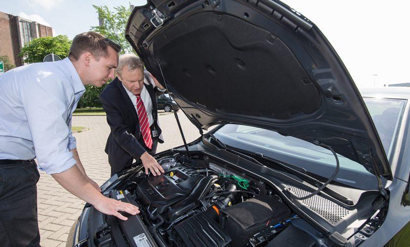 Motor-Talk kon al met een voorserie-exemplaar van de 1.5 TSI rijden