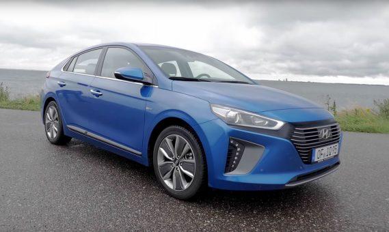 Review Hyundai Ioniq