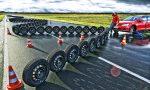 Test zomerbanden 2016 Autobild, Autoweek 205/55R16