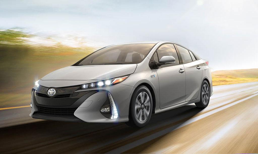 Toyota Prius Plug-in Hybrid 2016