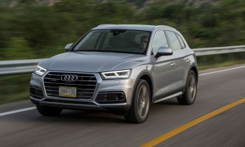 Review Audi Q5 2016/2017