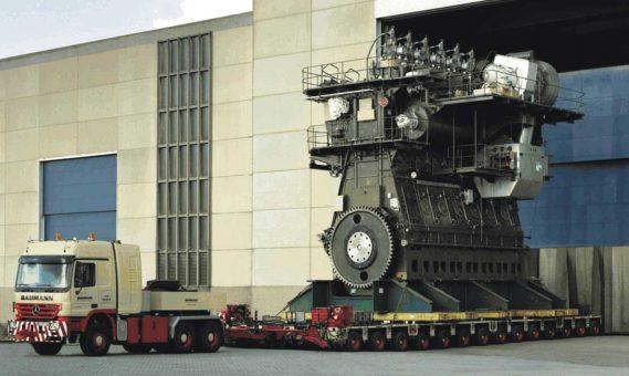 Enorm grote motor