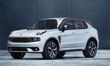 Lynk & Co 01 crossover Geely