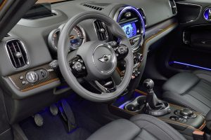 Dashboard Mini Countryman 2017