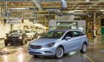 Opel Astra K productie