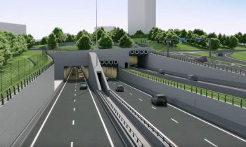 Tunnel A2 Maastricht
