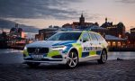 Volvo V90 politie Zweden