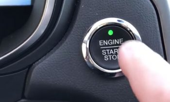 Startknop Ford Fusion