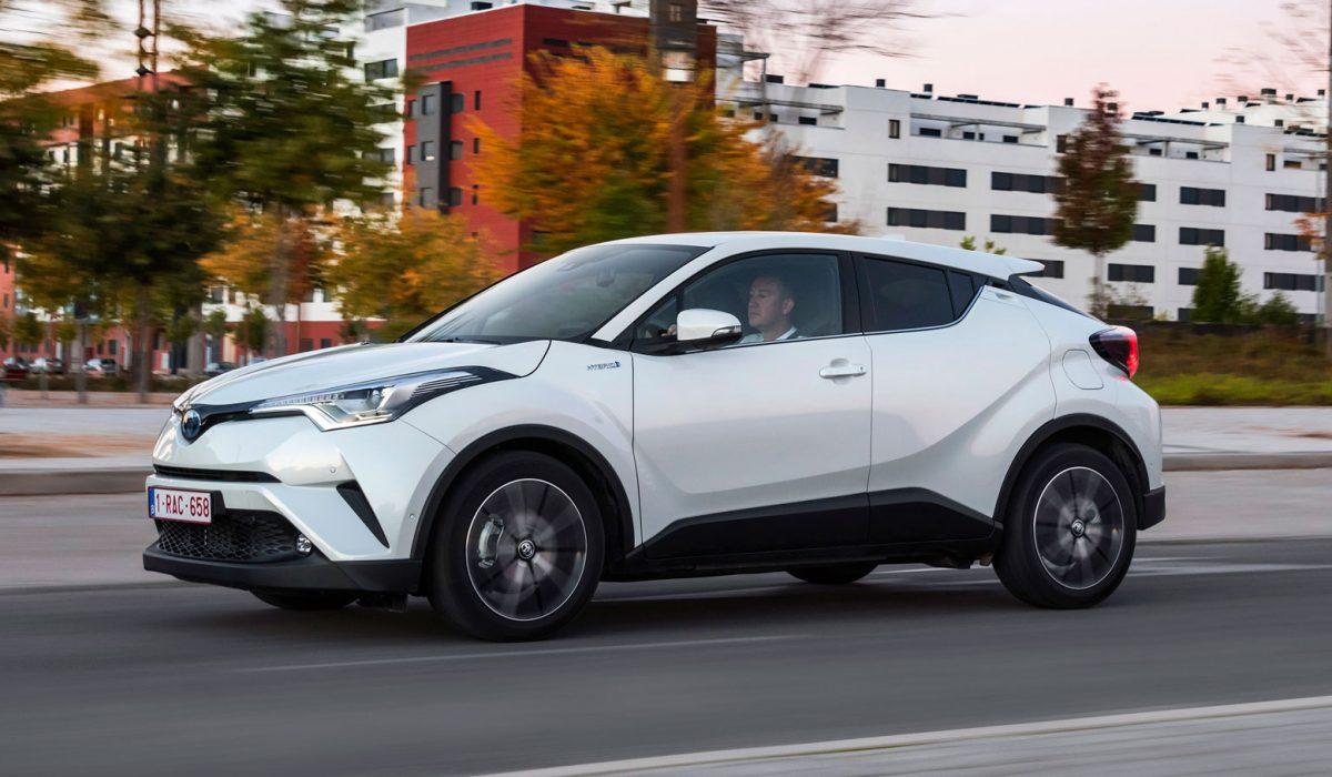 Test Toyota CHR 2016