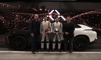 Formule E-coureurs onder de indruk van Faraday Future FF 91