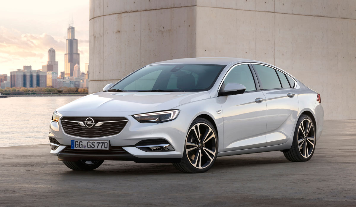 Test Opel Insignia Grand Sport 2017