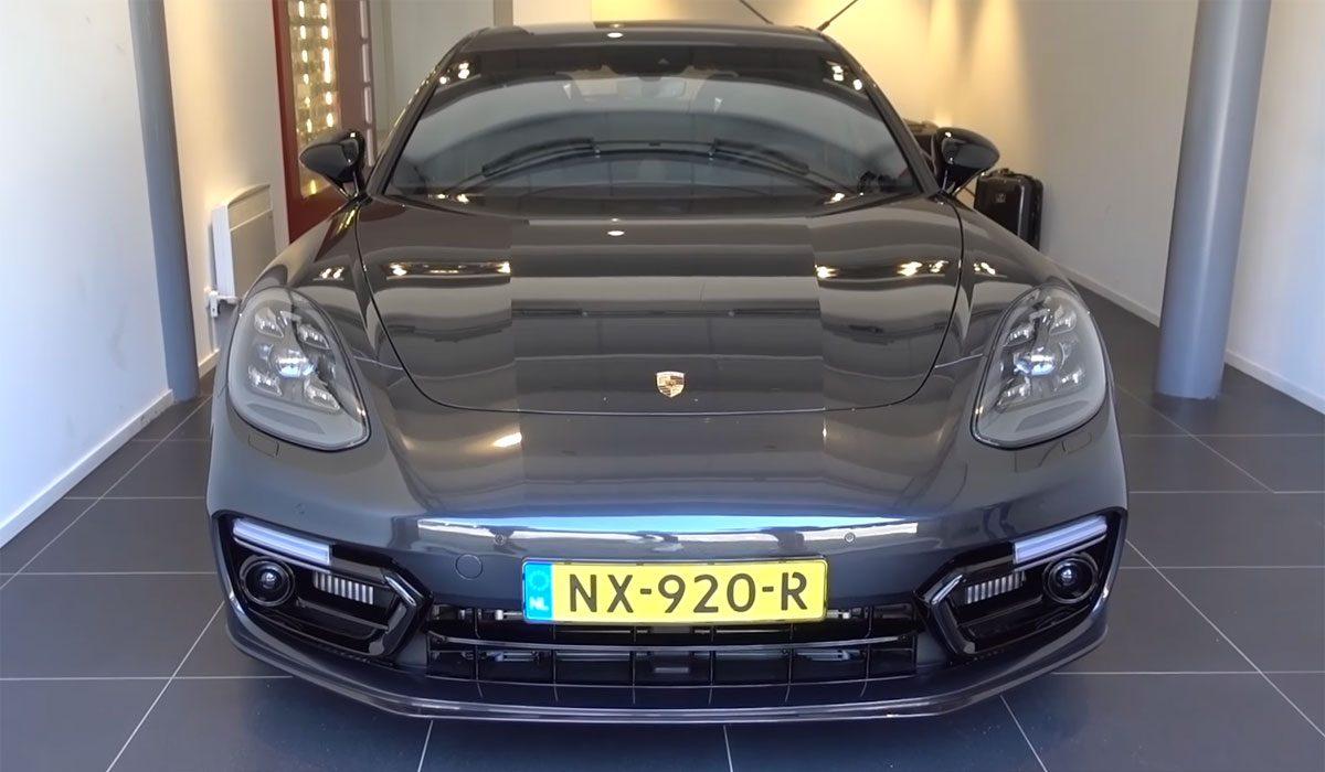 Auto van Enzo Knol