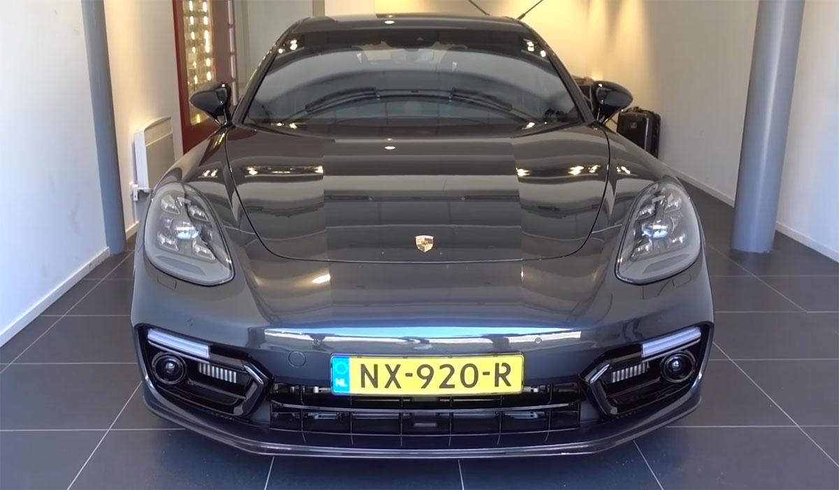 Dit Is De Nieuwe Porsche Van Enzo Knol Carblogger