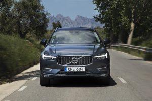 Test Volvo XC60 2017