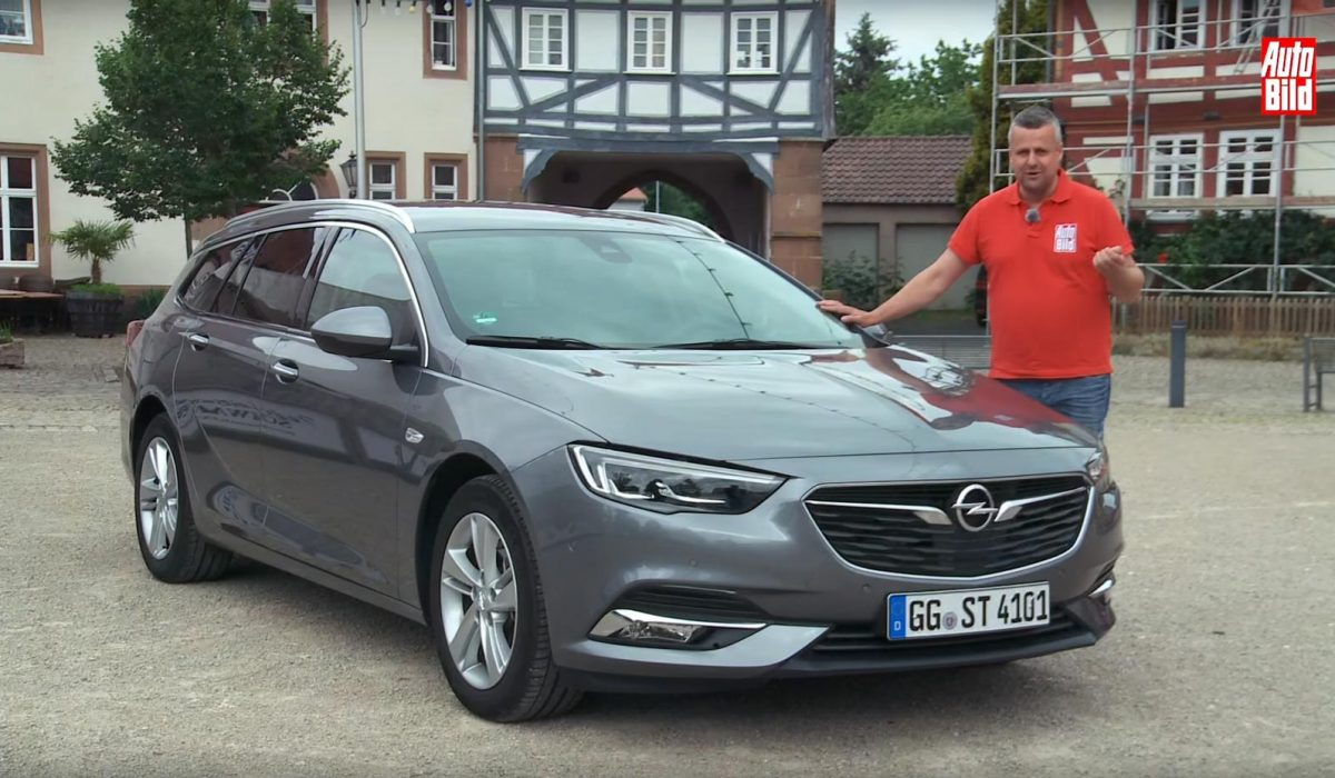 test opel insignia sports tourer 1 6 cdti 2017. Black Bedroom Furniture Sets. Home Design Ideas