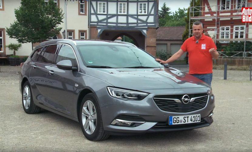 test Opel Insignia Sports Tourer 2017