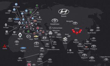 Toyota-fabriek in Turkije