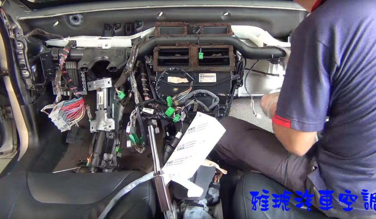 `Verdamper vervangen Volvo S60
