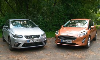 Seat Ibiza vs. Ford Fiesta