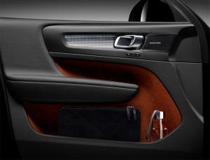 Portiervakken Volvo XC40