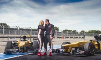 Renault F1-ervaring met verloving