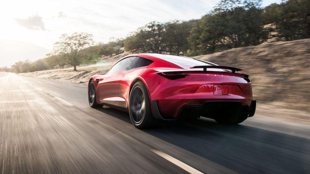 Tesla Roadster 2017