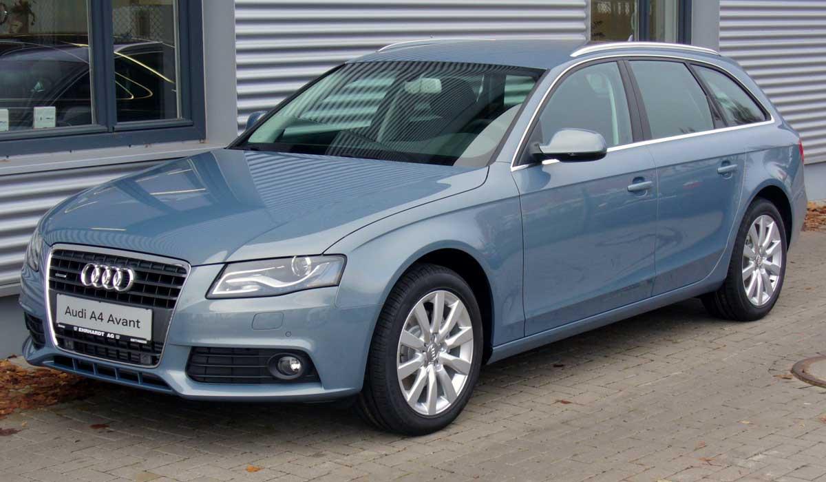 Audi A4 Avant (B8)