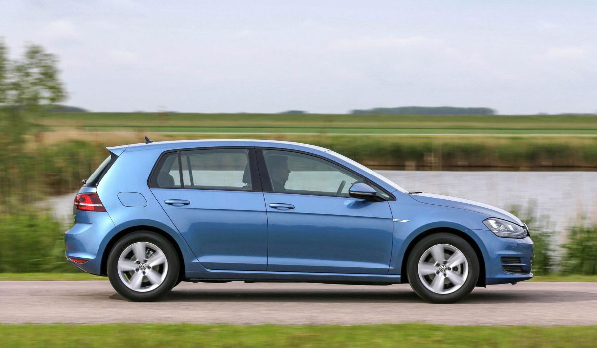 Test Volkswagen Golf 1.0 TSI Bluemotion