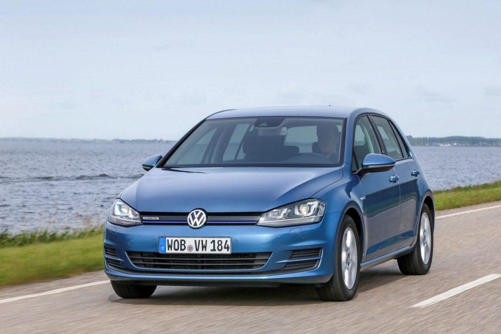 Volkswagen Golf 1.0 TSI BlueMotion Comfortline