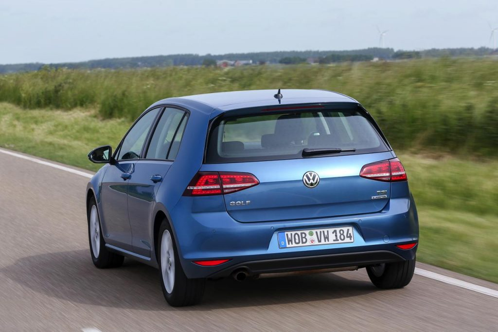 Volkswagen Golf 1.0 TSI BlueMotion Comfortline