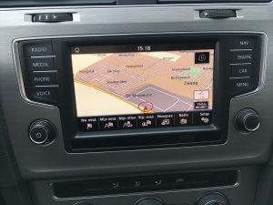 Navigatie Discover Media Volkswagen Golf 1.0 TSI BlueMotion Comfortline