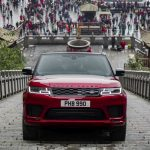 Range Rover Sport op Tianmen Mountain, China (9)