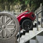 Range Rover Sport op Tianmen Mountain, China (11)