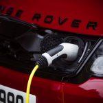 Range Rover Sport P400e plug-in hybride laadstekker
