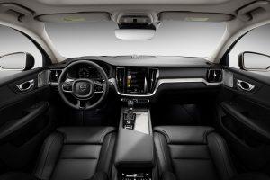 Interieur Volvo v60 (2018)