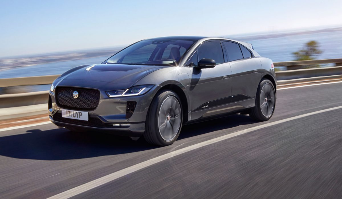 Jaguar i-Pace (2018)