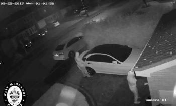 Een Mercedes wordt gestolen door middel van een zgn. Relay Attack