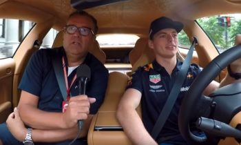 Max Verstappen Aston Martin interview Jack Plooij