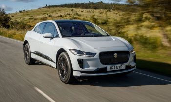 Test Jaguar i-Pace 2018