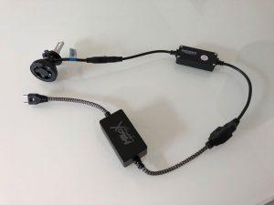 Hilox XTR H7 met driver en CANBUS-unit
