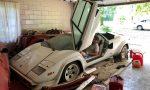Lamborghini Countach 5000S schuurvondst