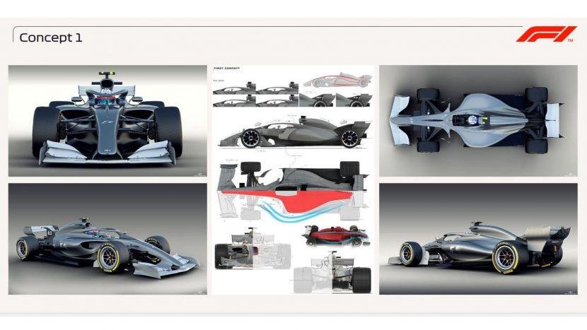 2021 Formule1 concept 1
